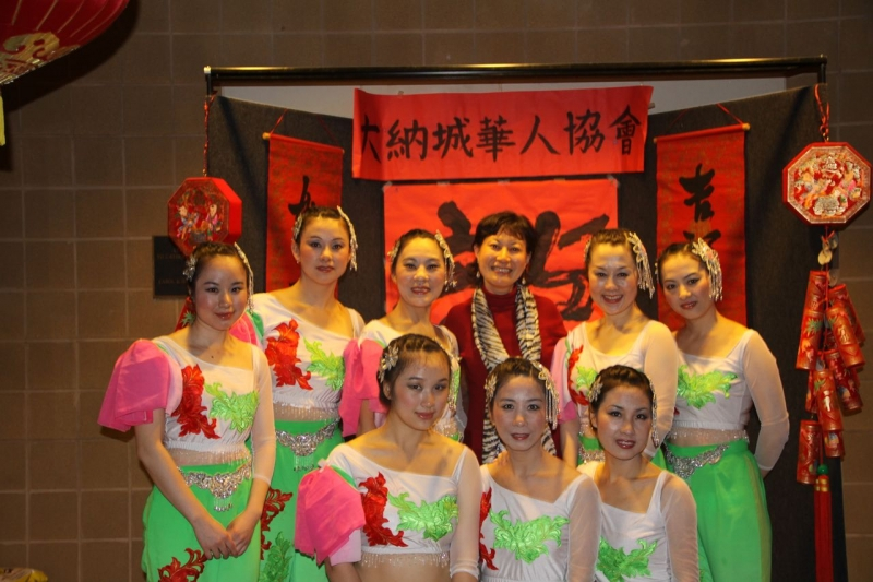 Ding Lei 2011